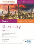 Edexcel Chemistry Student Guide 1: Topic