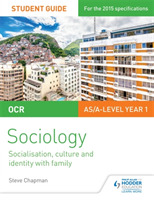 OCR A Level Sociology Student Guide 1: S