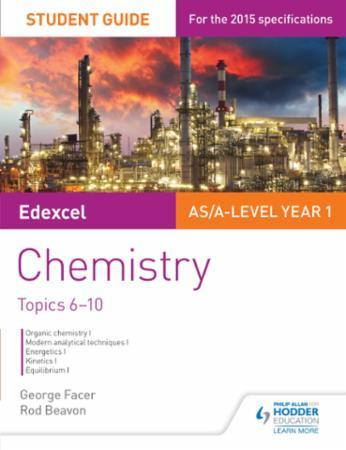 Edexcel Chemistry Student Guide 2: Topic