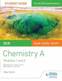 OCR Chemistry A Student Guide 1: Develop
