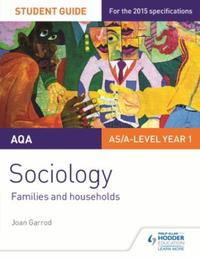 AQA Sociology Student Guide 2: Families