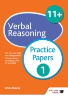 11+ Verbal Reasoning Practice Papers 1