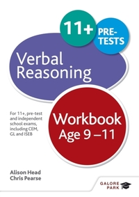 Verbal Reasoning Workbook Age 9-11