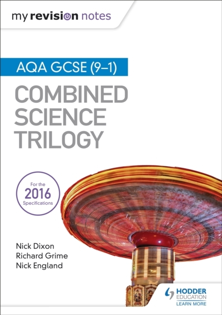 My Revision Notes: AQA GCSE (9-1) Combin