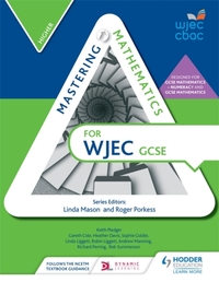 Mastering Mathematics for WJEC GCSE: Hig