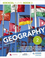 Edexcel A level Geography Book 2 Third E