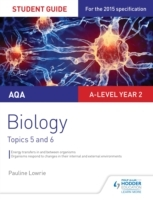 AQA AS/A-level Year 2 Biology Student Gu