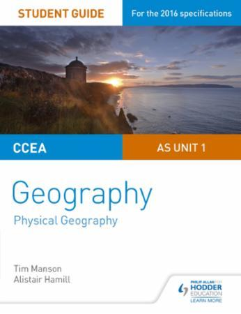 CCEA A-level Geography Student Guide 1: