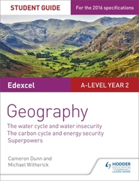 Edexcel A-level Year 2 Geography Student