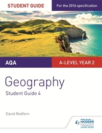 AQA A-level Geography Student Guide 4: G