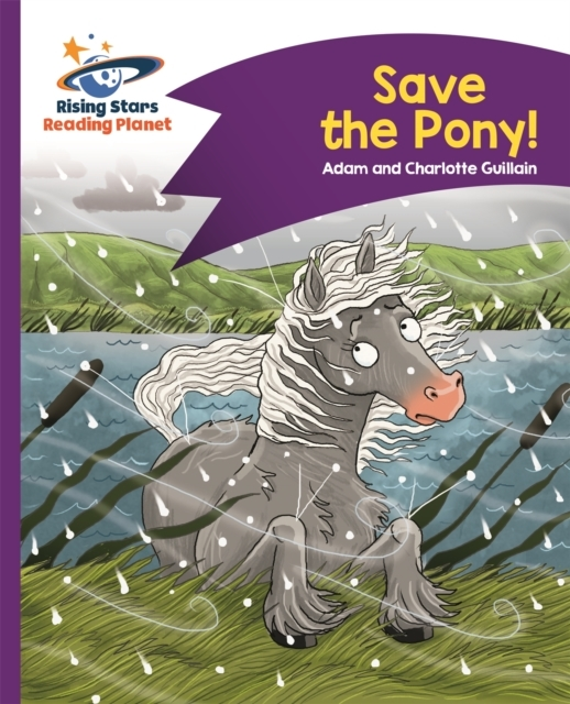 Reading Planet - Save the Pony! - Purple