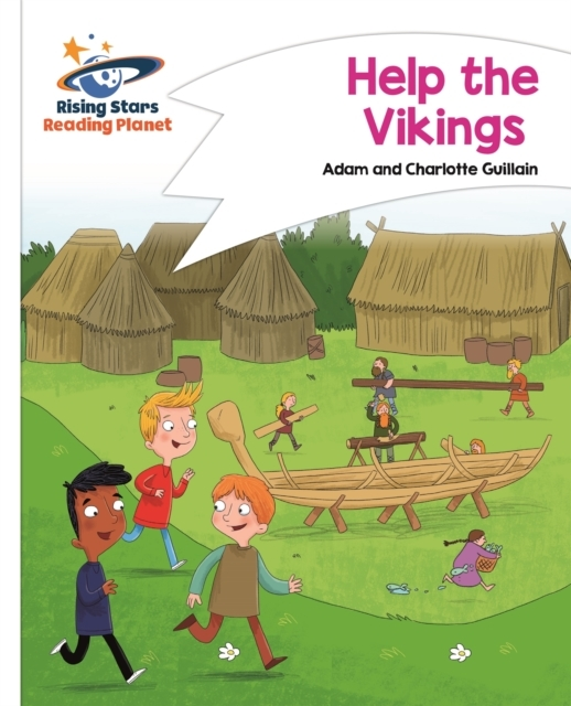 Reading Planet - Help the Vikings - Whit