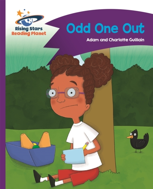 Reading Planet - Odd One Out - Purple: C