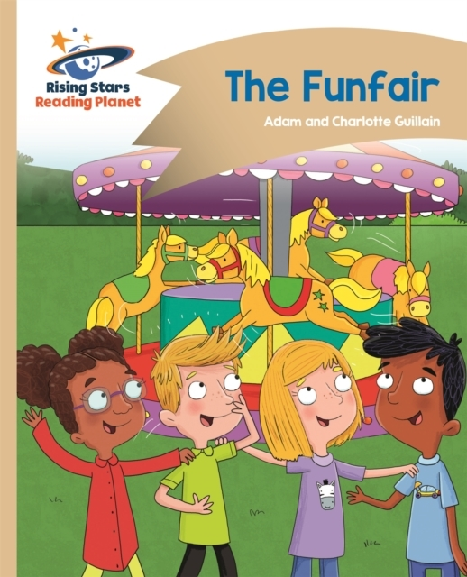 Reading Planet - The Funfair - Gold: Com