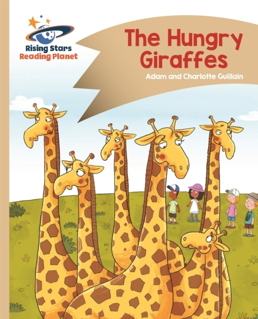 Reading Planet - The Hungry Giraffes - G