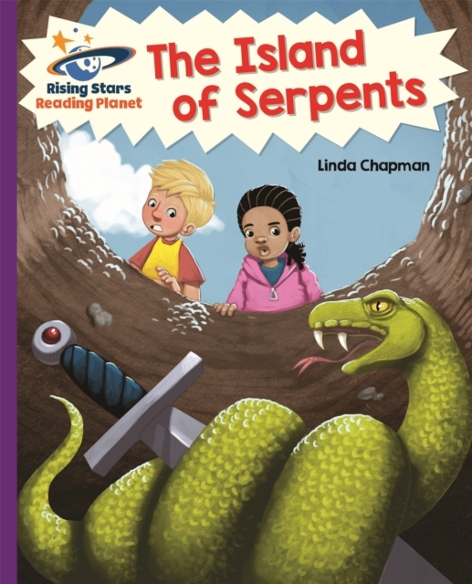 Reading Planet - The Island of Serpents