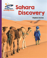 Reading Planet - Sahara Discovery - Purp