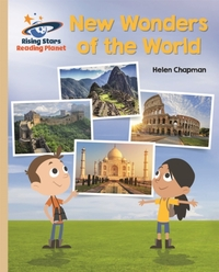Reading Planet - New Wonders of the Worl