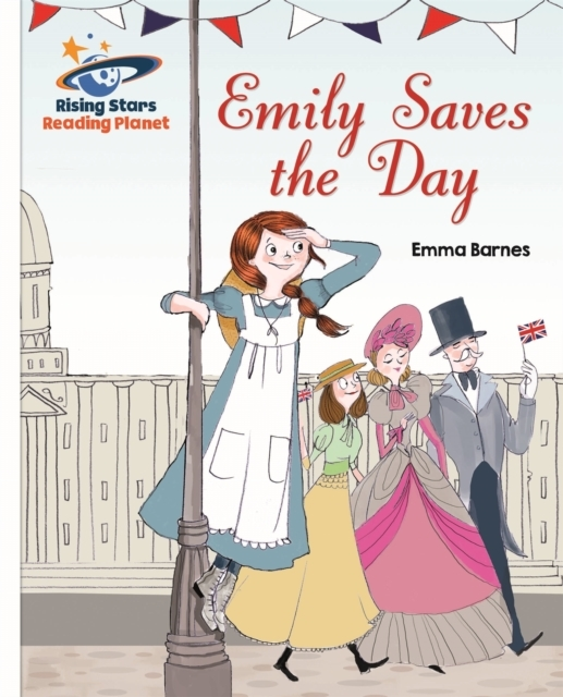 Reading Planet - Emily Saves the Day - W