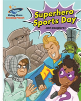 Reading Planet - Superhero Sports Day -