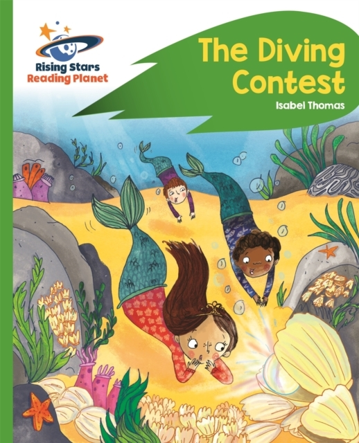 Reading Planet - The Diving Contest - Gr
