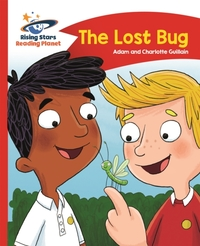 Reading Planet - The Lost Bug - Red B: C