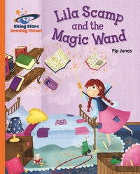 Reading Planet - Lila Scamp and the Magi