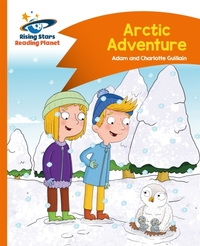 Reading Planet - Arctic Adventure - Oran