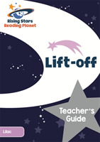 Reading Planet Lift-off Lilac Teacher's