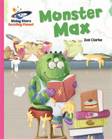 Reading Planet - Monster Max - Pink A: G