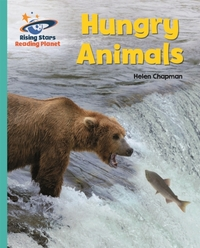 Reading Planet - Hungry Animals - Turquo