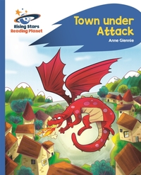 Reading Planet - Town Under Attack - Blu