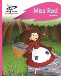 Reading Planet - Miss Red - Pink B: Rock