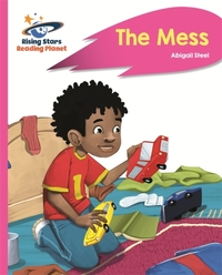Reading Planet - The Mess - Pink B: Rock