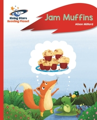 Reading Planet - Jam Muffins - Red A: Ro
