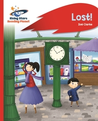 Reading Planet - Lost! - Red B: Rocket P