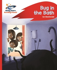 Reading Planet - Bug in the Bath - Red B