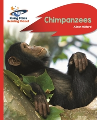 Reading Planet - Chimpanzees - Red B: Ro