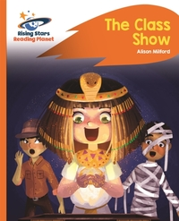 Reading Planet - The Class Show - Orange