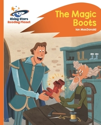 Reading Planet - The Magic Boots - Orang