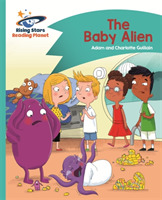 Reading Planet - The Baby Alien - Turquo