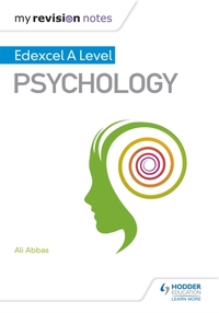 My Revision Notes: Edexcel A level Psych