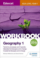Edexcel AS/A-level Geography Workbook 1:
