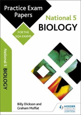 National 5 Biology: Practice Papers for