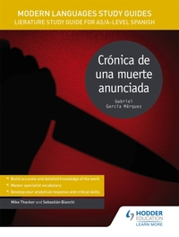Modern Languages Study Guides: Cronica d