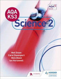AQA Key Stage 3 Science Pupil Book 2