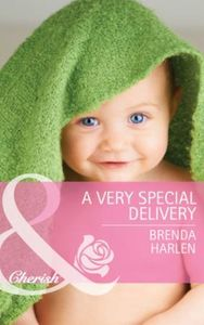 Very Special Delivery (Mills & Boon Cher
