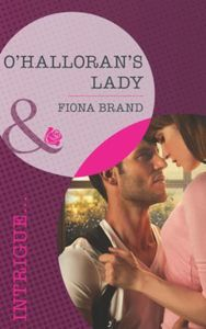 O'Halloran's Lady (Mills & Boon Intrigue