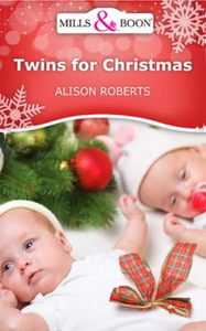 Twins for Christmas (Mills & Boon Short