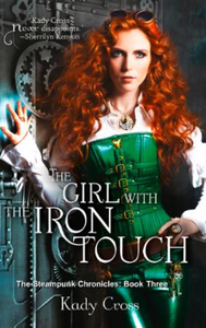 Girl with the Iron Touch (The Steampunk
